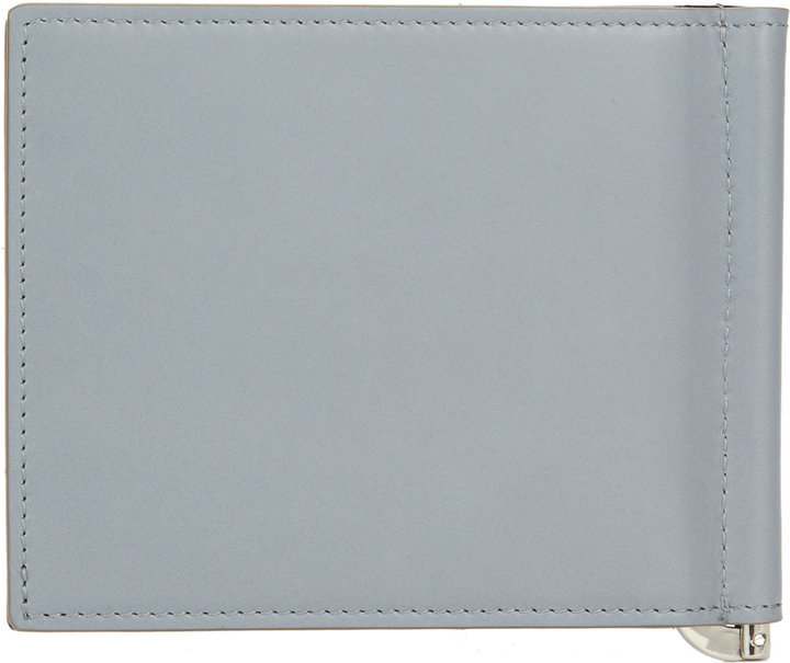 Barneys New York Money-Clip Card Case