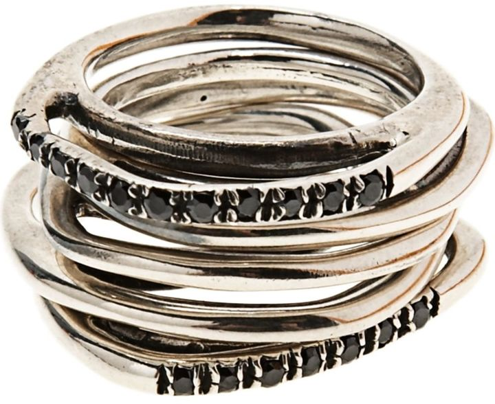 Iosselliani Stacking Rings