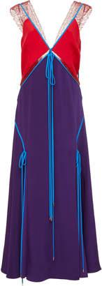 Prabal Gurung Rajita Colorblock Dress