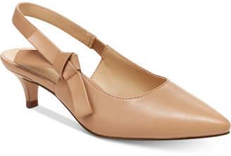 Nanette Lepore Nanette by Rhona Slingback Kitten Heels, Women Shoes