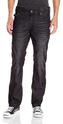 True Religion Men's Ricky Relaxed Straight Fit Corduroy Pant
