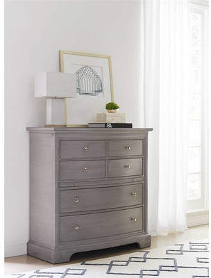 Stanley Transitional 6 Drawer Chest