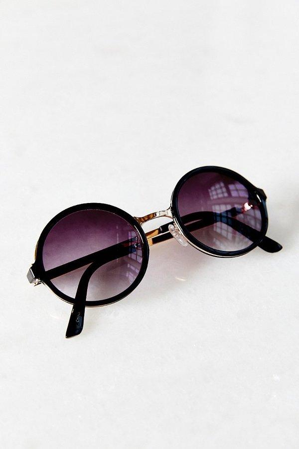 Both Worlds Round Sunglasses 4