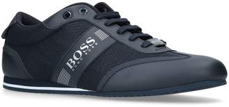 HUGO BOSS Lighter Mesh Panel Sneakers
