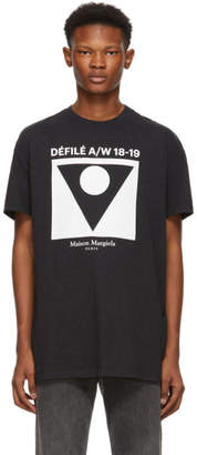 Maison Margiela Grey Defile T-Shirt