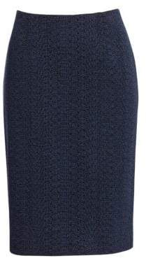 Nanette Lepore Sneaky Knit Pencil Skirt