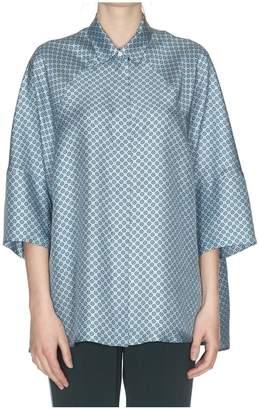Alberto Biani Silk Shirt