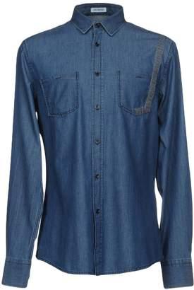 Bikkembergs Denim shirts - Item 42626014BC