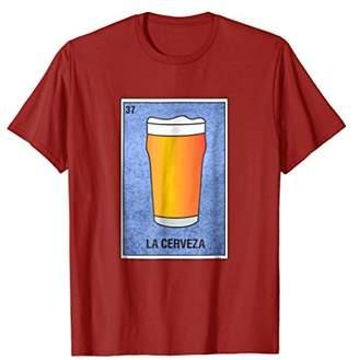 La Cerveza Loteria  Mexican Drink & Beer Lovers Z000014
