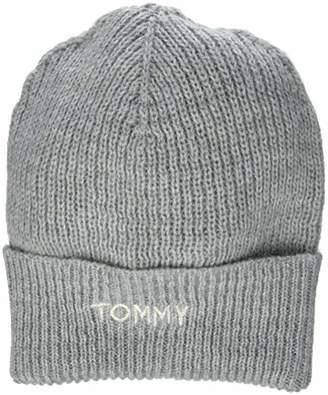Tommy Hilfiger Women s Effortless Knit Beanie 0d9eb41d22a5