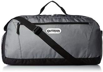 Outdoor Products (アウトドア プロダクツ) - [アウトドアプロダクツ] OUTDOOR PRODUCTS ボストンバッグ OUT-0207 GY (グレー)