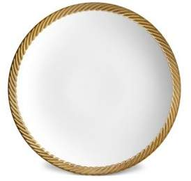 L'OBJET Corde Porcelain Charger Plate