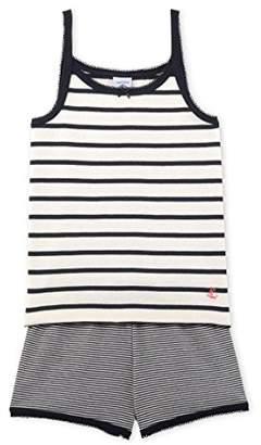 Petit Bateau Girl's Fiable Pyjama Sets