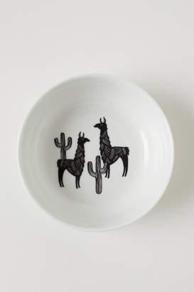 H&M Porcelain bowl with a motif