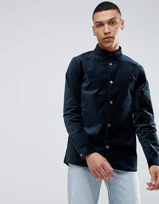 Weekday Velvet Shirt