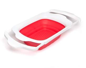 Core Home Rectangle Collapsible Strainer