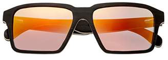 Earth Wood Piha Sunglasses W/Polarized Lenses -