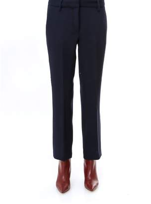 L'Autre Chose Slim-Fit Tapered Trousers