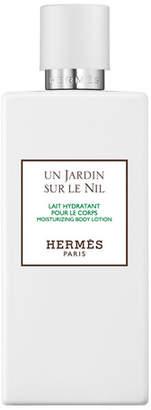 Hermes Un Jardin Sur Le Nil Moisturizing Body Lotion, 6.7 oz.