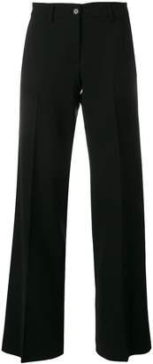 Aspesi pleated straight-leg trousers