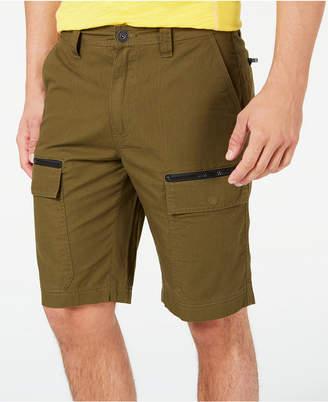 INC International Concepts Men Zip Pocket Cargo Shorts
