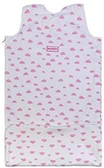 Gloop Baby Care Gloop Baby Organic Cotton Sleeping Bag (Pink Clouds)
