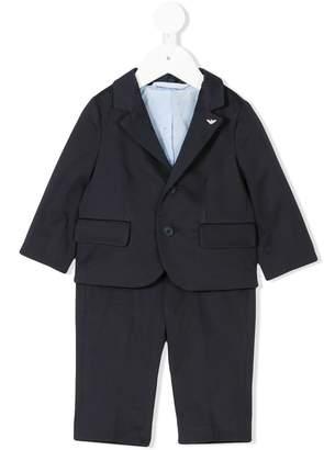 Armani Junior formal suit