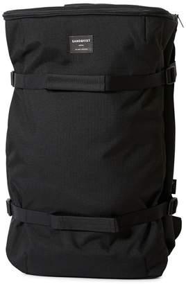 SANDQVIST Zack S Backpack Black