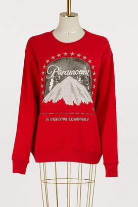 Gucci Paramount sweatshirt