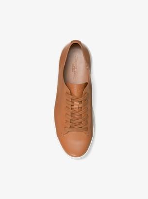 fb9024eb3b2 Michael Kors Jared Leather Sneaker