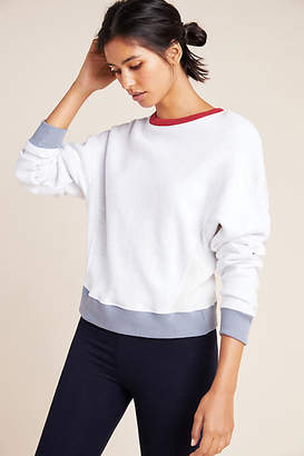 Sundry Colorblocked Pullover