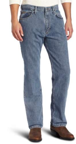 Wrangler Men's Genuine Loose Fit Jean