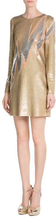 Emilio Pucci Emilio Pucci Sequin Mini Dress