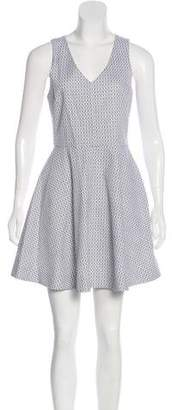 Joie A-Line Sleeveless Mini Dress