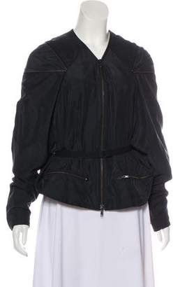 Acne Studios Silk Belted Jacket