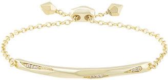 Kendra Scott Angela Pavé Crystal Bracelet $70 thestylecure.com