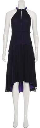 Vena Cava Sleeveless Midi Dress