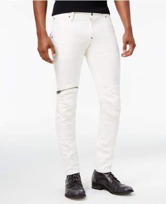 G Star Men 5620 3D Zip Knee Slim Fit Stretch Jeans