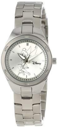EWatchFactory Disney Women's W000486 Tinker Bell Stainless Steel Bracelet Watch