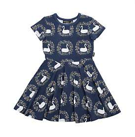 Rock Your Kid Odette S/S Waisted Dress (Girls 3-8 Years)