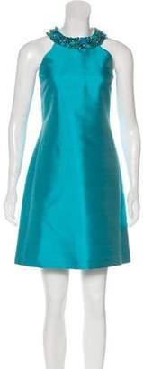 Michael Kors Embellished Cocktail Dress