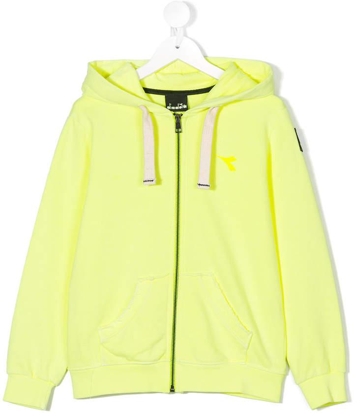 Diadora Junior zip hoodie