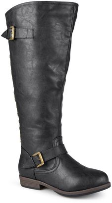 Journee Collection Spokane Women's Extra Wide Calf Boots $104.99 thestylecure.com