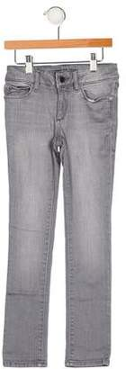 DL1961 Girls' Distressed Skinny Jeans