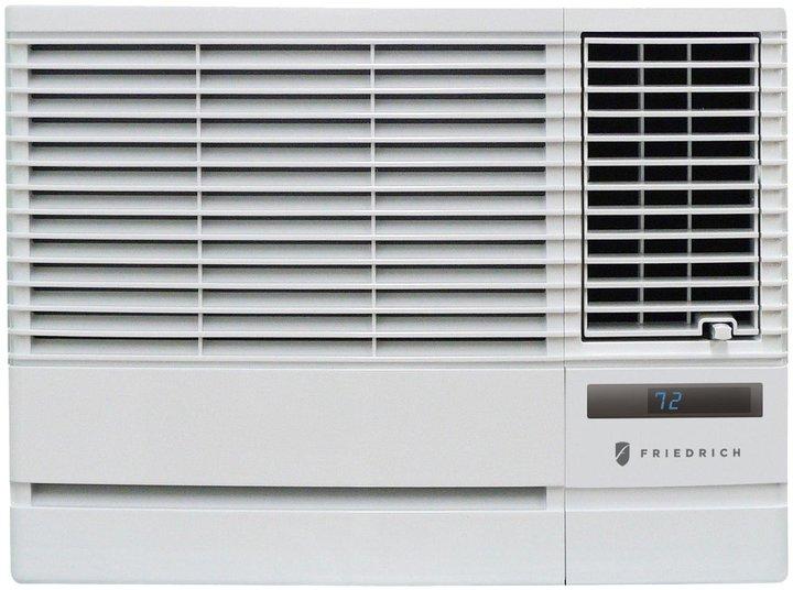 Friedrich Window Heat & Cool Air Conditioner - 7500 BTU/115V - EP08G11B