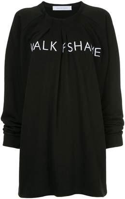 DAY Birger et Mikkelsen Walk Of Shame branded sweat dress