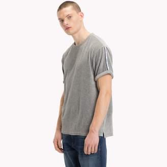 Tommy Hilfiger Velour T-Shirt
