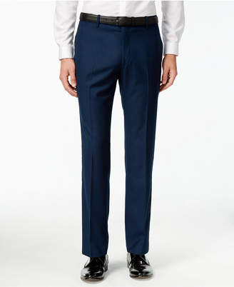 INC International Concepts Men's Customizable Slim Fit Tuxedo Pants, Only at Macy's $59.50 thestylecure.com