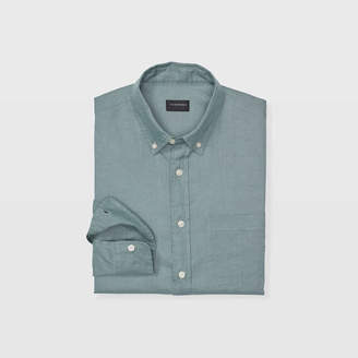 Club Monaco Slim Linen Shirt