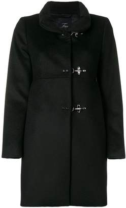 Fay toggle single breasted coat